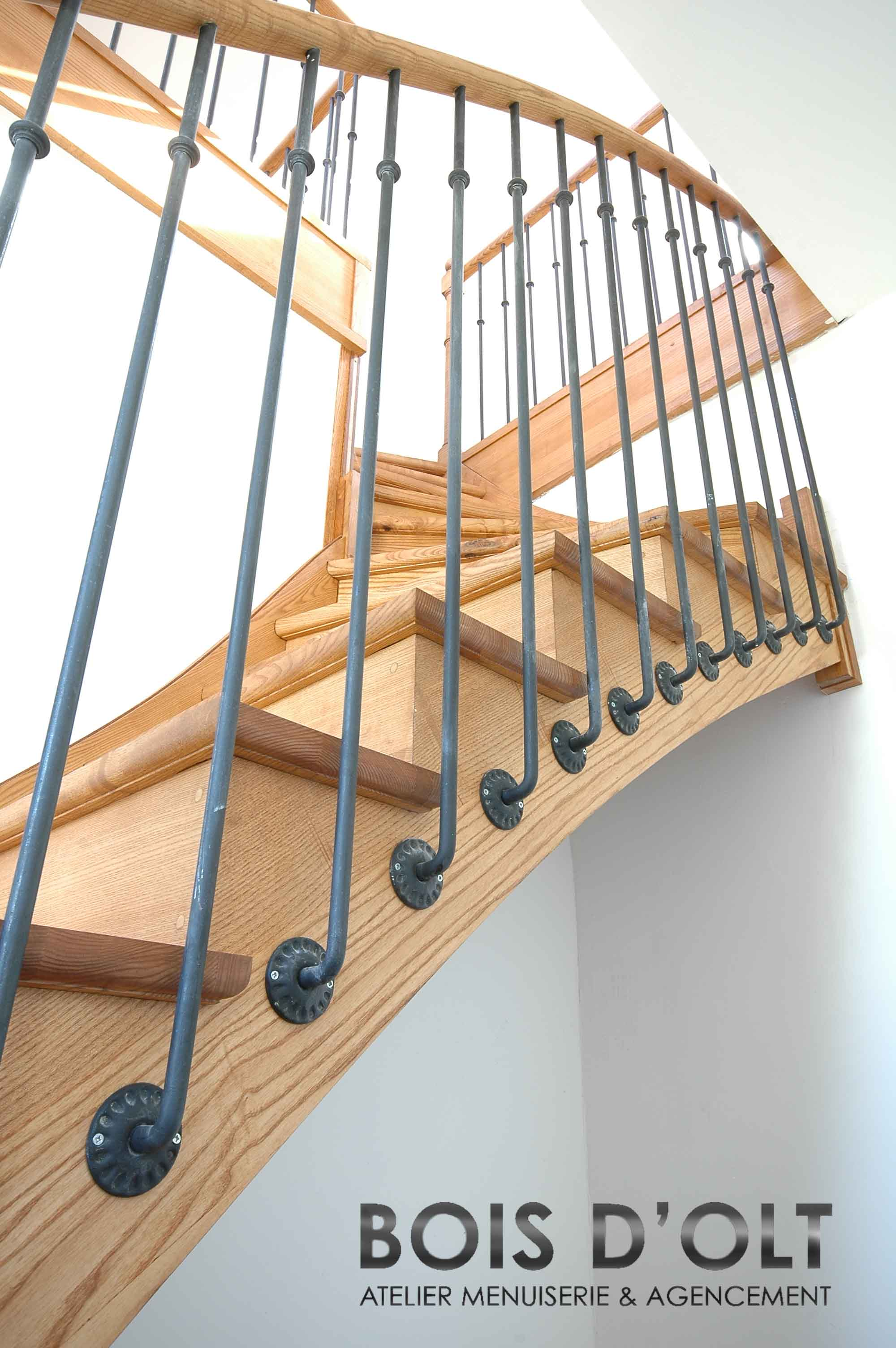 Escalier Bois D Olt